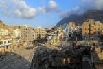 تقرير أممي: الحوثيون استخدموا المدنيين دروعاً بشرية.. وأخفوا أسلحة ومقاتلين بين المدنيين لتفادي الضرب