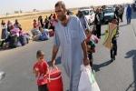 """""""داعش"""" يأسر 3 آلاف نازح أثناء فرارهم من كركوك"""