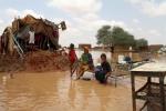 الأمطار تقتل وتشرد الآلاف وتعطل الحركة في السودان