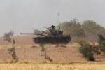 الجيش: مقتل 3 جنود أتراك في هجوم لداعش على دبابة في سوريا