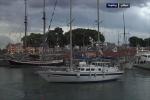 سفينتان تغادران برشلونة لكسر حصار غزة