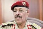 نائب الرئيس اليمني يثمن عالياً دور التحالف العربي لدعم الشرعية