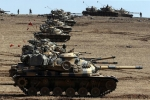 الجيش التركي: مقتل 15 مسلحا في اشتباكات بسوريا