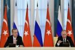 لقاء بين بوتين واردوغان في 10 تشرين الاول/اكتوبر في اسطنبول
