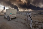 الجيش العراقي يدخل الحمدانية ويهاجم تلكيف