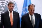 روسيا: لافروف وكيري يتفقان على البحث عن سبل لحل أزمة حلب