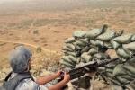 قناصة حرس الحدود يقتلون 18 حوثياً حاولوا التسلل عبر منفذ علب بظهران الجنوب