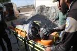 مقتل 11 مدنيًا في قصف روسي على الريف الغربي لحلب