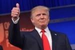 دونالد ترامب رئيساً للولايات المتحدة الأميركية