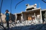 """غارة """"روسية"""" تقتل أطفال وامرأتين حاملين في إدلب"""