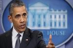 أوباما: لست مسؤولاً عما يقوله أو يفعله ترامب