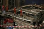 ارتفاع ضحايا انهيار منصة بناء شرقي الصين إلى 74
