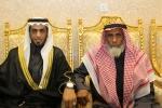 الزميل الإعلامي غانم أبورشيدة يحتفل بزفافه