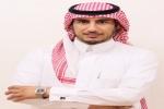سعود الحوام الشراري مديراً للعلاقات العامة والإعلام بميدان الفروسية بالقريات