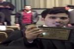 """مشاري صالح السمحان يحصل على البكالوريوس من جامعة """"ميتشغن"""" الأمريكية"""