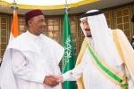 رئيس جمهورية النيجر يصل الرياض