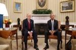 اوباما لترامب: الرئاسة ليست شأنا عائليا