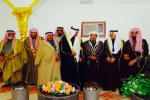 عائلة القرص تحتفل بإبنها الشيخ عبدالرحمن القرص الشراري لحصوله على درجة الماجستير في أصول الفقه