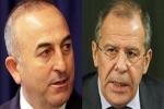 اتفاق روسي تركي على ضرورة احترام وقف النار في سوريا