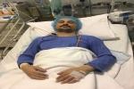 فهد العبدلي يجري عملية جراحية ناجحة