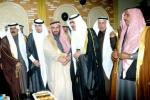 بحضور محافظ القريات .. عائلة السمحان تحتفل بتخرج وزفاف إبنها مشاري صالح السمحان