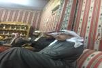 مدير الهلال الأحمر بالجوف يقدم واجب العزاء للرويلي بعرعر