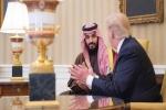 """""""الجبير"""" عن لقاء ولي ولي العهد مع ترامب: كان إيجابياً وتناول كافة الموضوعات"""