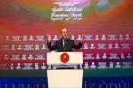 """أردوغان يندد بـ""""حملة صليبية"""" .. وأوروبا ترفض اتهاماته بالنازية"""