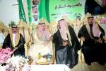 بحضور محافظ القريات .. صباح عبدان العازمي يحتفل بزفافه