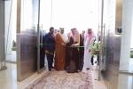 الجبير يفتتح مقر السفارة السعودية الجديد بعمّان