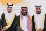 """بالصور .. الريشه يحتفلون بزفاف أبنائهم """" عبدالله صالح ، احمد دعيس """""""