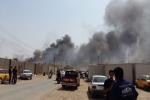 مصادر بالشرطة: تفجير انتحاري بسيارة ملغومة قرب حقول نفط بجنوب العراق