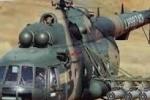 تحطم مروحية للجيش الجزائري ومصرع أفراد طاقمها