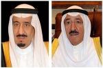 خادم الحرمين الشريفين يتلقى اتصالاً هاتفياً من أمير دولة الكويت