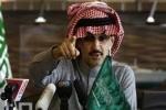 الوليد بن طلال يرد على مقال صحفي أمريكي انتقد دونالد ترامب لزيارته للمملكة
