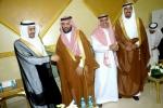 بحضور محافظ القريات .. الشيخ محمد مياح الفقير يحتفل بزفاف شقيقه عبدالكريم