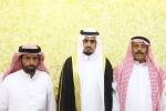 """عويَّش نهار الشواحطه يحتفل بزفاف ابنه """"رياض"""""""