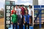 أخضر التنس الشاب يحرز برونزية نيروبي