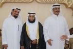 """جفيران سالم الريشه يحتفل بزفاف ابنه """"علي"""""""