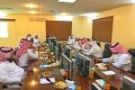 المجلس البلدي بمنطقة الجوف يناقش ويوصي عدداً من المقترحات بجلسته السابعة عشر