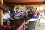 مجلس تعاليل يستضيف مسنيّ رعاية الجوف