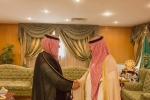 نائب أمير الجوف يلتقي شركة نماء ويؤكد دعمه للمستثمرين كافة