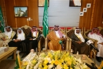 نائب أمير الجوف يوافق على إقامة منتدى ثقافي بجامعة الجوف