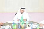 مجلس إدارة أسرتنا بالقريات يعقد اجتماعه التاسع و يختار العبدلي رئيساً والهران عضواً في المجلس