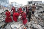 زلزال بقوة 6،6 درجات يضرب شمال غرب الصين بعد ساعات قليلة من زلزال أمس في سيتشوان