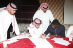 الهلال يوقع رسمياً مع نجم الرائد فيصل درويش