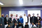 نادي الحي الشبابي يقيم برنامج مهمة طارئة للمدرب الاستاذ حامد هلال