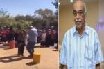 فيديو.. رئيس جامعة سودانية يضرب طالبتين ثم يعتذر