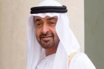 الشيخ محمد بن زايد يطمئن على صحة خادم الحرمين الشريفين
