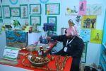 """""""سبح"""" طلاب الجوف تجذب زوار مهرجان الزيتون"""
